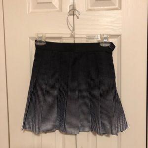 American Apparel Printed Tennis Skirt